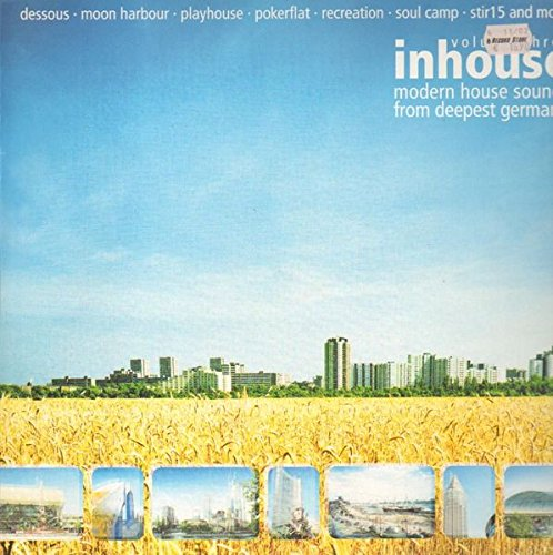 Sampler - Inhouse Volume Three: Modern House Sounds From Deepest Germany (Vinyl)