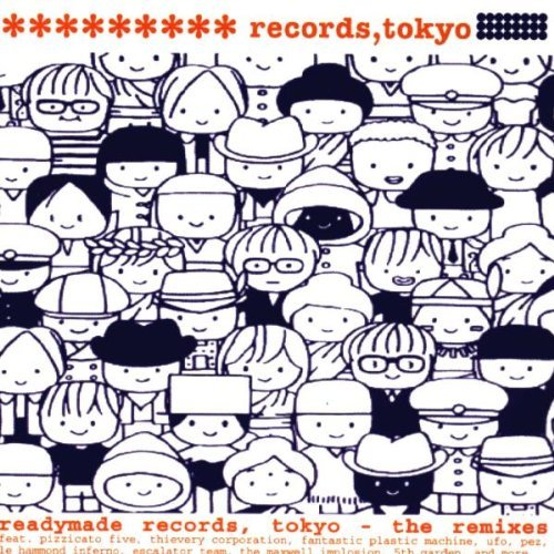 Sampler - Readymade Records Tokio: Remix