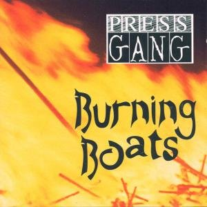 Press Gang - Burning boats
