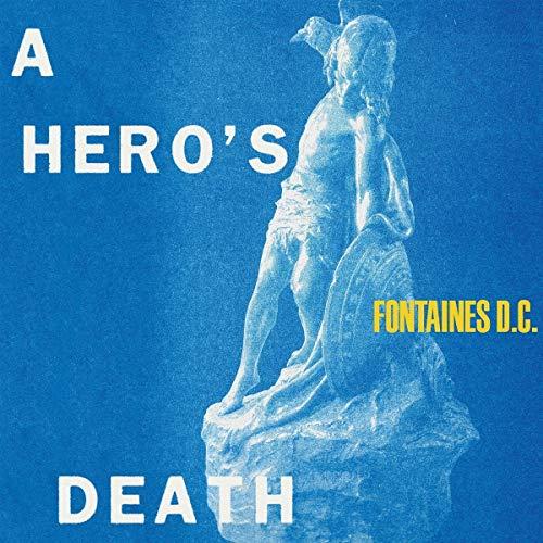 Fontaines D.C. - A Hero's Death - Vinyl der Woche bei Silver Disc