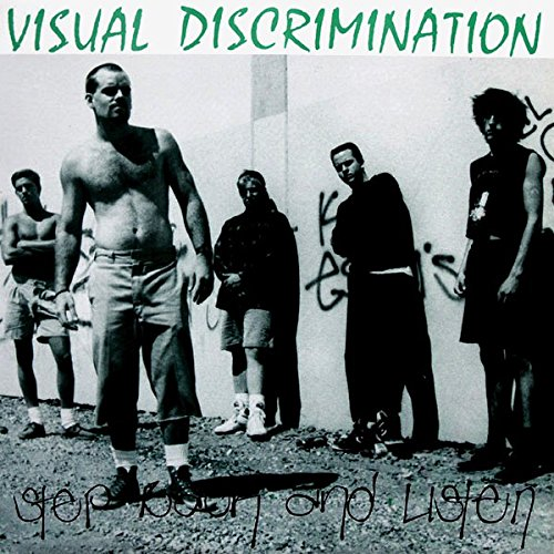 Visual Discrimination - Step back and listen
