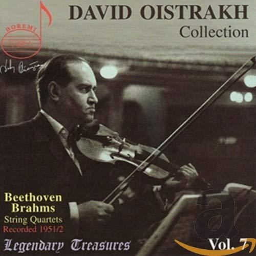 Oistrakh , David - Beethoven / Brahms: String Quartets (1951/52)
