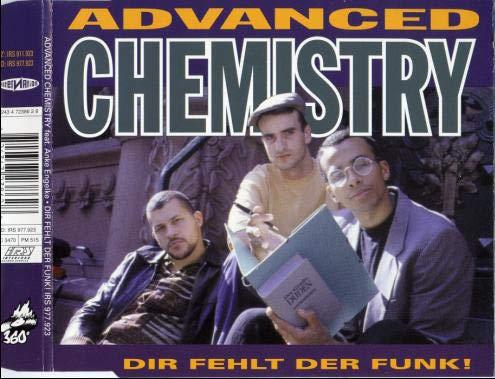 Advanced Chemistry - Dir fehlt der Funk (Maxi)