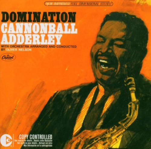 Cannonball Adderley - Domination
