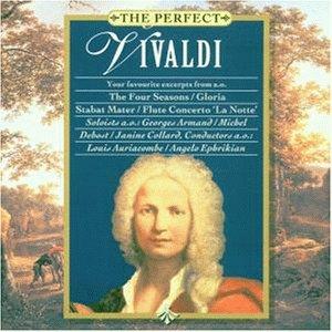 Vivaldi , Antonio - The Perfect Vivaldi - The Four Seasons / Gloria / Stabat Mater / Flute Concerto La Notte