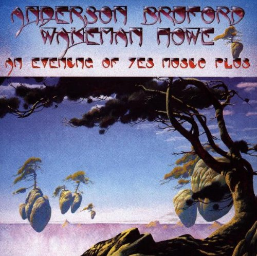 Anderson Bruford Wakeman Howe - An Evening Of Yes Music Plus