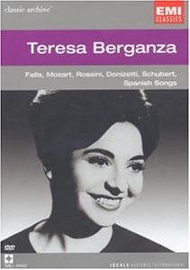 Berganza, Teresa - Falla, Mozart, Rossini, Donizetti, Schubert, Spanish Songs