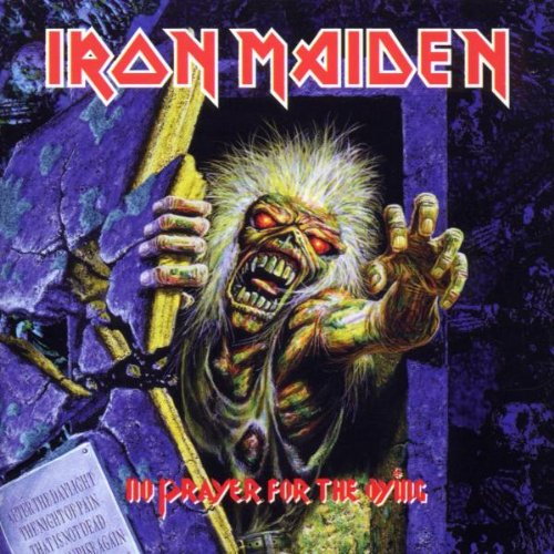 Iron Maiden - No Prayer for the Dying (Enhanced)
