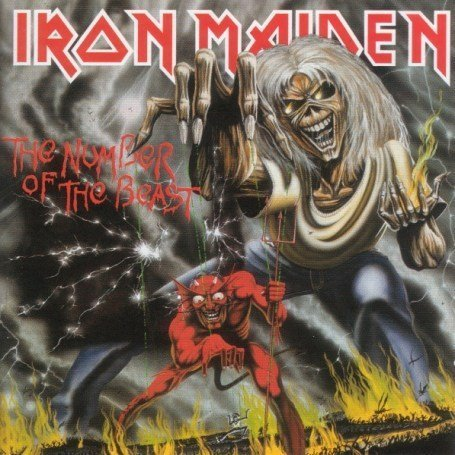 Iron Maiden - The Number of the Beast (Enhanced)