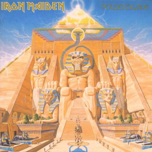 Iron Maiden - Powerslave (Enhanced)