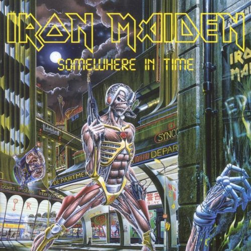 Iron Maiden - Somewhere in Time (Enhanced Edition)