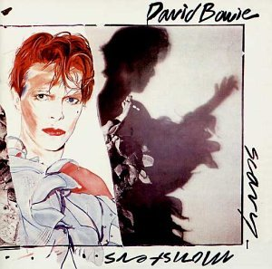 Bowie , David - Scary monsters (Remastered)
