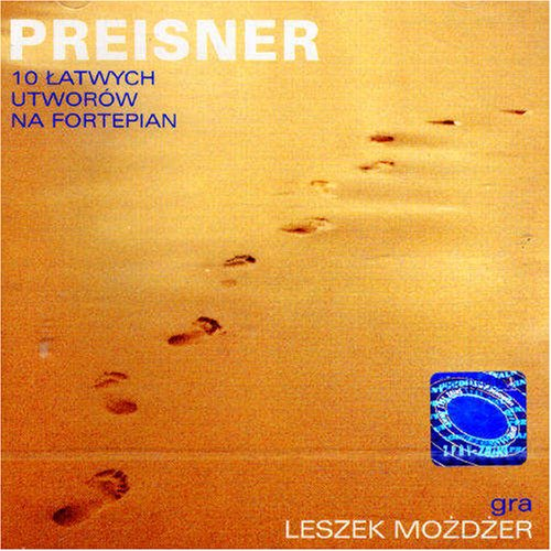 Preisner , Zbigniew - 10 Latwych Utworow Na Fortepian