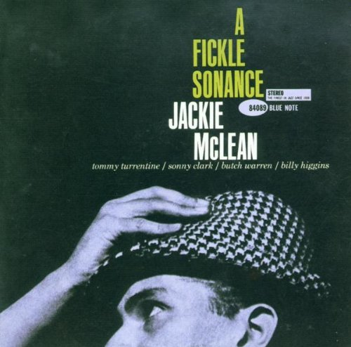 McLean , Jackie - A Fickle Sonance (The Rudy van Geldern Edition)