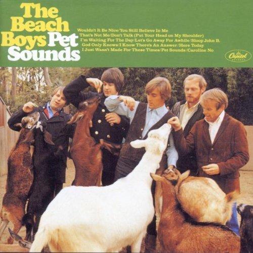 Beach Boys , The - Pet Sounds (Stereo & Mono Remaster)