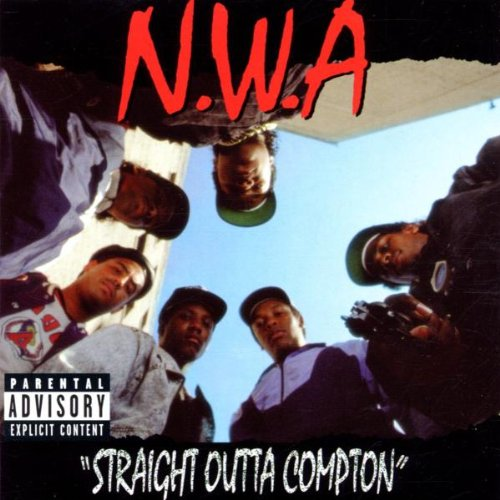 N.W.A - Straight outa compton