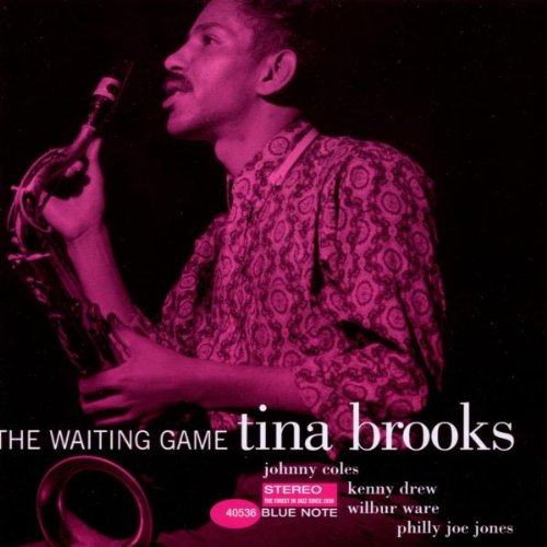 Brooks , Tina - The Waiting Game (Connoisseur CD Series) (Limited Edition)