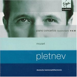 Mozart , Wolfgang Amadeus - Piano Concertos 9 & 20 (Pletnev)