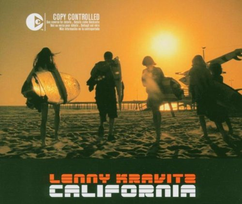 Kravitz , Lenny - California (Maxi)