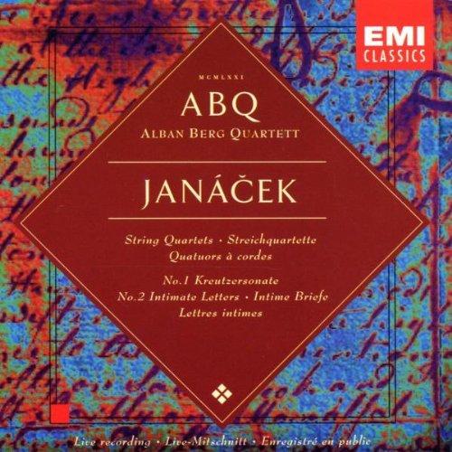 Janacek , Leos - Streichquartette (Alban Berg Quartett)