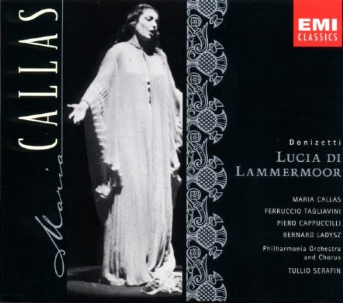 - Donizetti: Lucia di Lammermoor (Gesamtaufnahme) (Aufnahme London 1959)