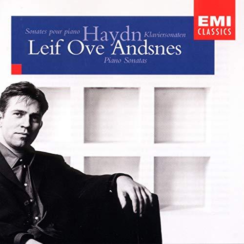 Haydn , Joseph - Sonates Pour Piano/Klaviersonaten/Piano Sonatas (Leiv Ove Andsnes)