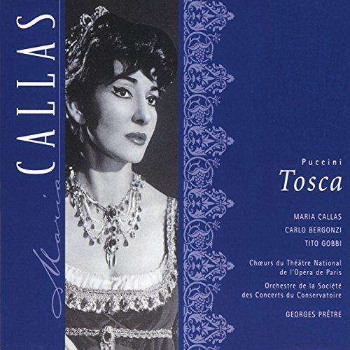 Puccini , Giacomo - Tosca (GA) (Callas, Bergonzi, Gobbi, Pretre)