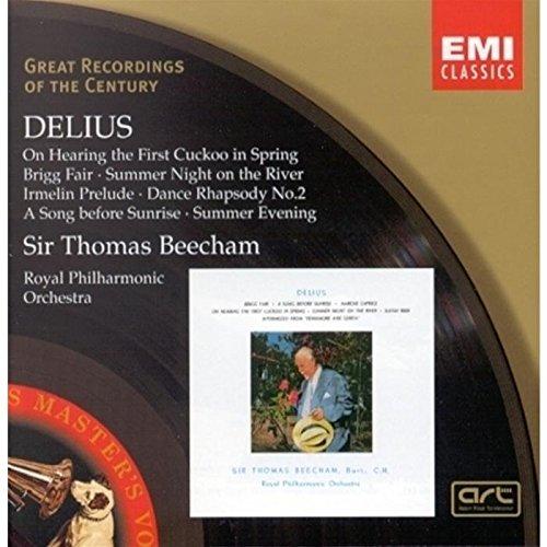 Delius , Frederick - Orchestral Works (Sir Thomas Beecham)