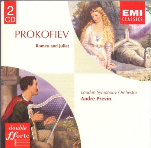 Prokofiev , Sergei - Romeo And Juliet (Previn, LSO)