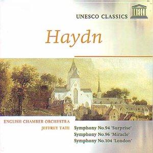 Haydn , Joseph - Symphonies Nos. 94, 96 & 104