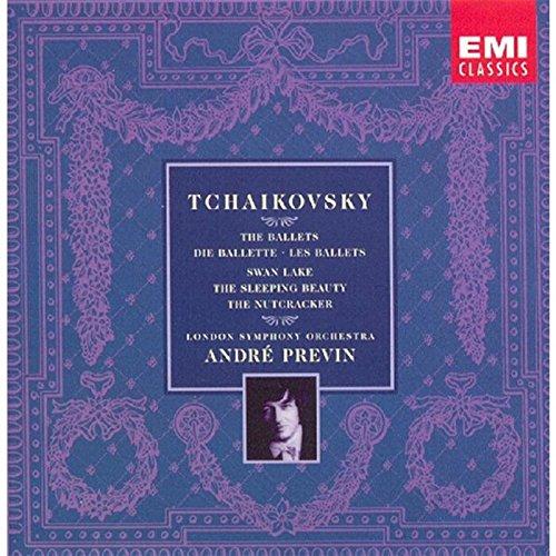 Tchaikovsky , Peter - The Ballets: Swan Lake / The Sleeping Beauty / The Nutcracker (Previn)