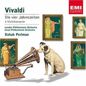 Vivaldi , Antonio - Vier Jahreszeiten (Itzhak Perlman)