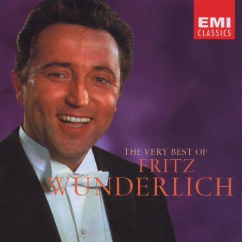 Wunderlich , Fritz - The Very Best Of (EMI Classics)