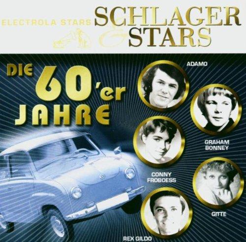 Sampler - Schlager & Stars: Die 60'er Jahre
