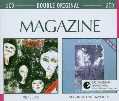 Magazine - Real Life / Secondhand Daylight (Double Original)