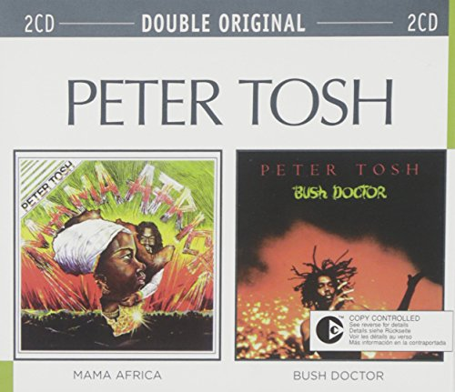 Peter Tosh - Mama Africa/Bush Doctor
