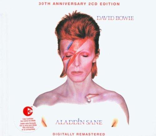Bowie , David - Aladdin Sane (Remastered)(30th Anniversary 2CD Edition)