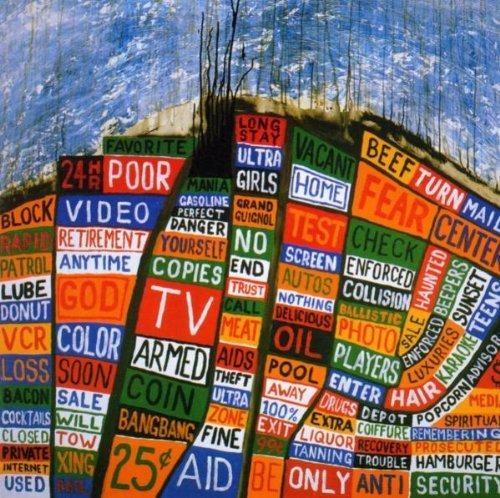 Radiohead - Hail to the thief