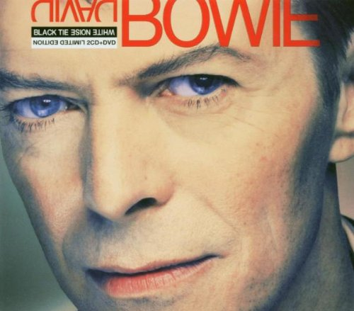 Bowie , David - Black Tie, White Noise (Limited Edition 2CD   DVD)