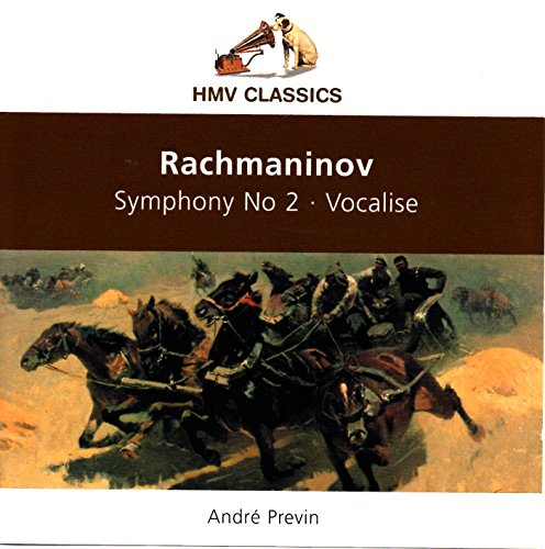 Rachmaninov , Sergei - Symphony No. 2 / Vocalise (Previn)