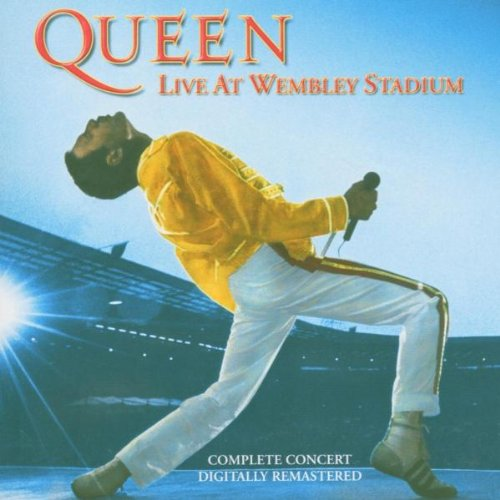 Queen - Live at Wembley Stadium (Remastered)