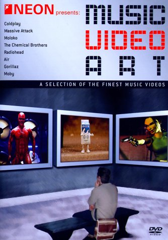 DVD - Music Video Art