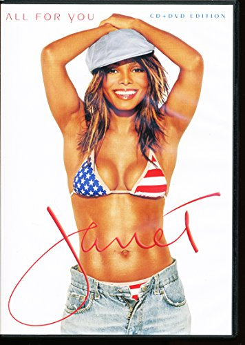 Jackson , Janet - All For You (CD   DVD Edition)