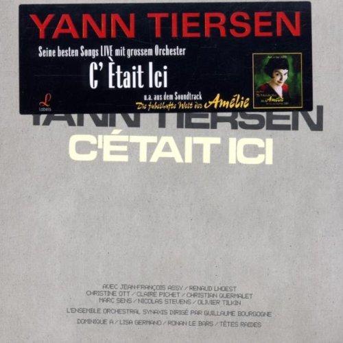 Thiersen , Yann - C'Etait Ici (Live) (Limited Edition)