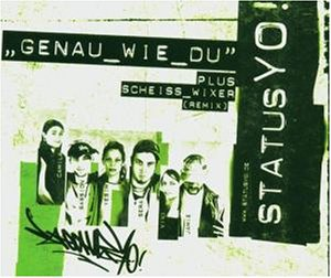 Statusyo!a-Cast - Genau Wie du