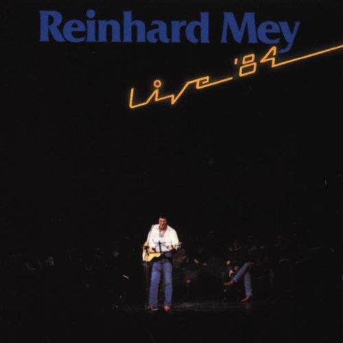 Reinhard Mey - Live '84