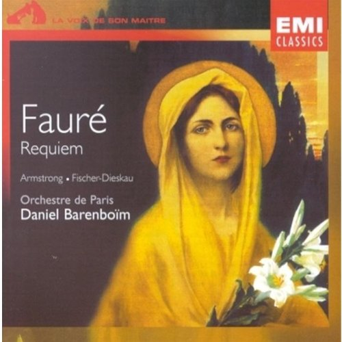 Faure , Gabriel - Requiem (Armstrong, Fischer-Dieskau, Barenboim)