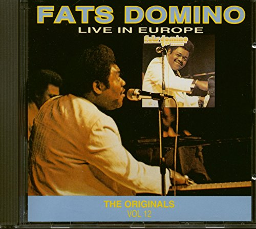 Domino , Fats - Live In Europe - The Originals 12