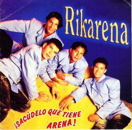 Rikarena - Sacudelo Que Tiene Arena [US-Import]
