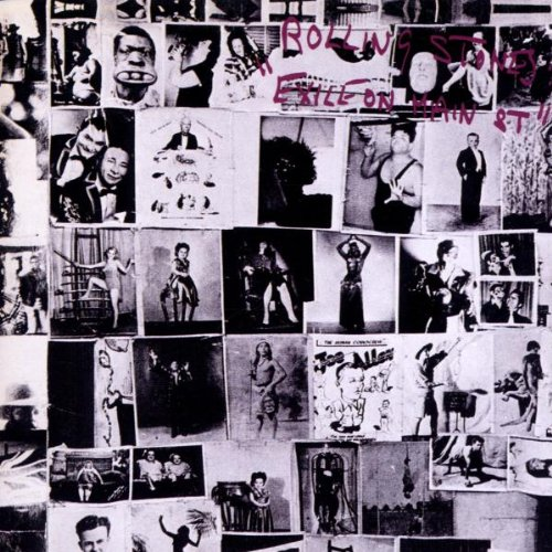 Rolling Stones , The - Exile on main street